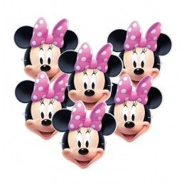 CARETAS DE MINNIE