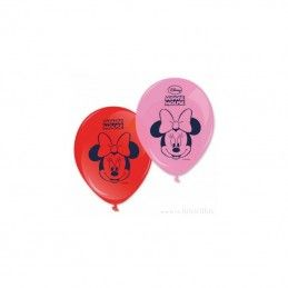 GLOBOS LÁTEX DE MINNIE