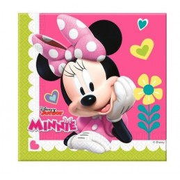 SERVILLETAS MINNIE