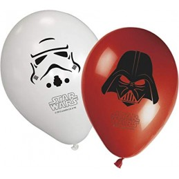 GLOBOS LÁTEX STAR WARS