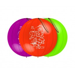 GLOBOS PUNCH-BALL 3 UDS