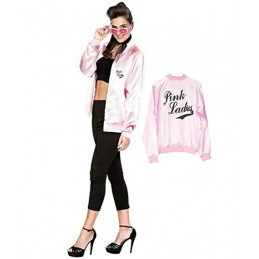 CHICA GREASE CHAQUET ROSA...