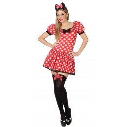 MINNIE VEST. BORD NE MEDIA...