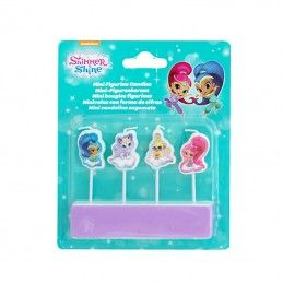 VELAS FIGURA SHIMMER AND SHINE